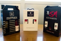 Pack de 3 botellas de vino